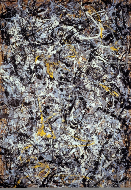 Number 10 Pollock