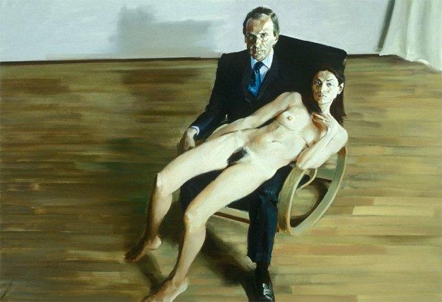 """""""Simon and Anh,"""" 2003"""
